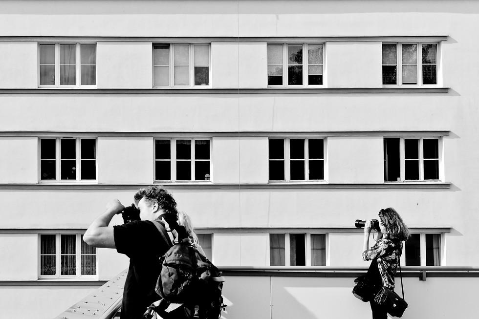 Modernistyczna architektura Gdyni w obiektywie [ZDJĘCIA]