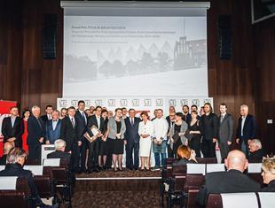 VIII edycja konkursu ŻYCIE W ARCHITEKTURZE. Fotoreportaż z gali finałowej