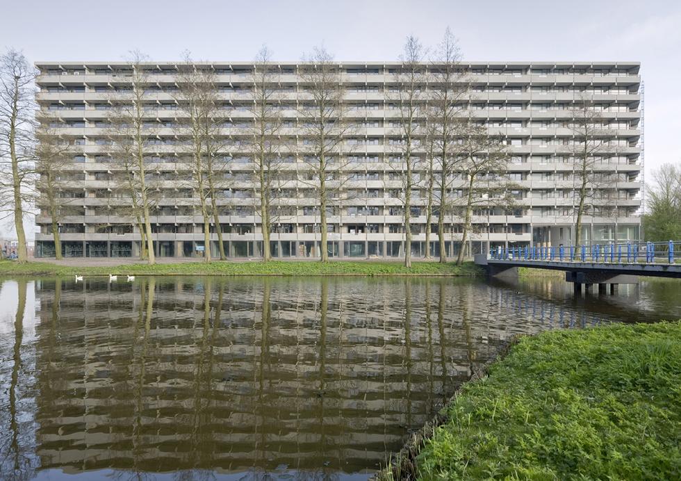 Czas architektury mieszkaniowej - laureaci Mies van der Rohe Award 2017