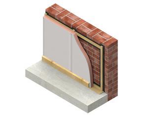 Skuteczny oraz bezpieczny system termoizolacji ścian od wewnątrz – Kingspan Kooltherm K118 Izolacja wewnętrzna