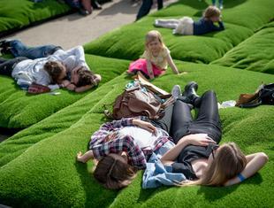 10 polskich realizacji walczy w tym roku o European Prize for Urban Public Space